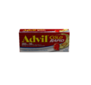 Advil Cold Rapid 200 mg/30mg lágy kapszula 10X