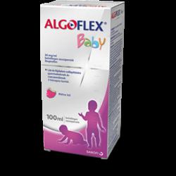 Algoflex Baby 20mg/ml málna ízű belsőleges szuszpenzió 100ml