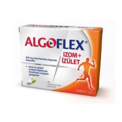 Algoflex izom + ízület retard kemény kapszula 10x