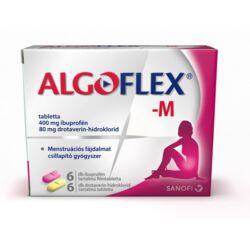 Algoflex M tabletta 6x+6x