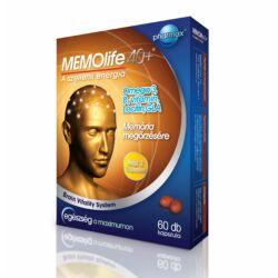 Pharmax Memolife 40+ kapszula 60x