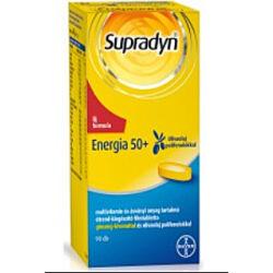 Supradyn Energia 50+ 90x