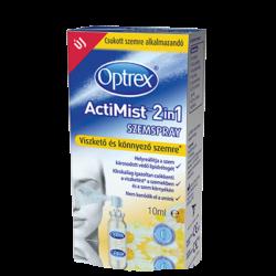 Optrex Actimist 2in1 viszkető és könnyező szemre 10ml