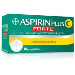 Aspirin plus C forte pezsgőtabletta 10x