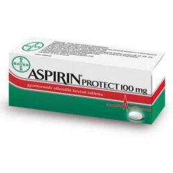 Aspirin Protect 100mg gyomornedv ellenálló tabletta 56x