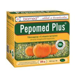 Biomed Pepomed Plus tökmag kapszula 100x