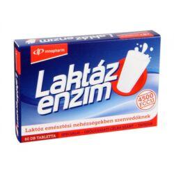 Innopharm Laktáz enzim 4500FCCU tabletta 60x