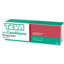 Teva-Candibene 10mg/g krém 20g
