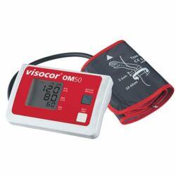 Visocor OM50 digitális automata vérnyomásmérő és pulzusmérés felkaron