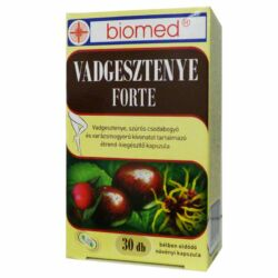 Biomed Vadgesztenye Forte kapszula 30X Lejár:2020.07.31