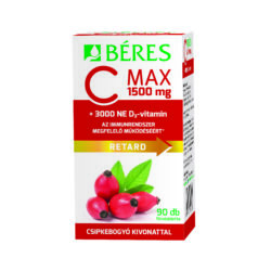 Béres C Max 1500mg Retard +3000 NE filmtabletta 90X