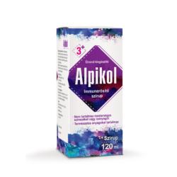 Alpikol immunerősítő szirup 120ml