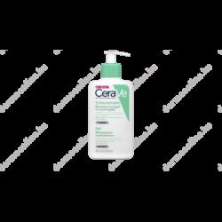 CeraVe Habzó tisztító gél normál és zsíros bőrre 236 ml