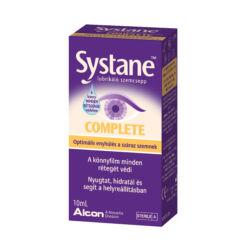 Systane Complete lubrikáló szemcsepp 10 ml