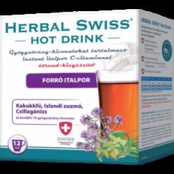 Herbal Swiss Hot Drink instant italpor 12X