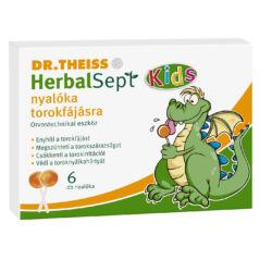 Dr. Theiss HerbalSept nyalóka torokfájásra 6X