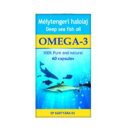Dr. Chen Omega-3 mélytengeri halolaj kapszula 60X