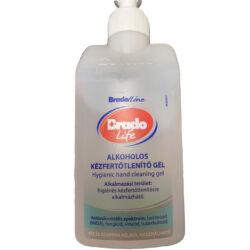 Bradoline Bradolife alkoholos kézfertőtlenítő gél 300ml