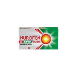 Nurofen Rapid Forte 400 mg lágy kapszula 20x