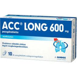 ACC Long 600 pezsgőtabletta 10x