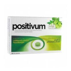 Positivum tabletta 30X