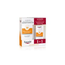 Eucerin Sun Extra könnyű Csomag 150ml+50ml