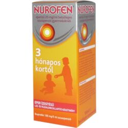 Nurofen szuszpenzió eper 20mg/ml 200ml