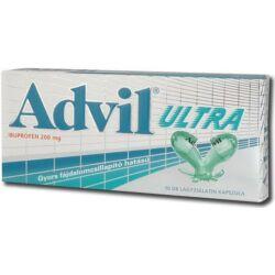 Advil Ultra lágyzselatin kapszula 10x