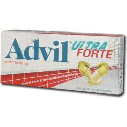 Advil Ultra Forte lágyzselatin kapszula 8x