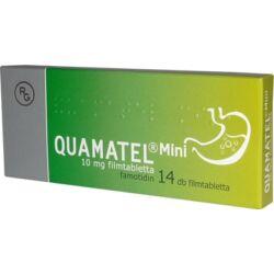 Quamatel Mini 10mg tabletta 14x