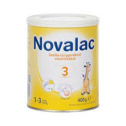 Novalac 3 tejalapú gyerekital por 400 g