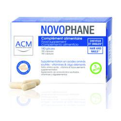 ACM Novophane hajerősítő kapszula 180x