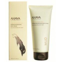 Ahava - Dermud intenzíven tápláló testkrém 200ml