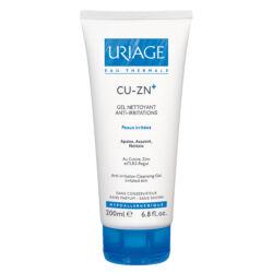 Uriage CU-ZN+ tisztító gél irritált bőrre 200ml