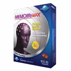 Pharmax Memolife Max 100x