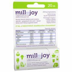 Mill and Joy laktáz enzim rágótabletta 20x