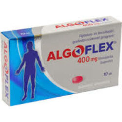 Algoflex 400mg filmtabletta 10x