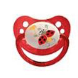 Baby Bruin játszócumi szilikon 1-es katicás 1x