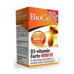 Bioco D3-vitamin Forte 4000IU tabletta 100x