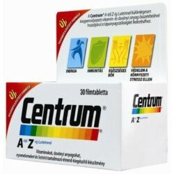 Centrum A-tól Z-ig vitamin luteinnel 30x