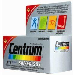 Centrum Silver A-tól Z-ig multivitamin luteinnel 30x