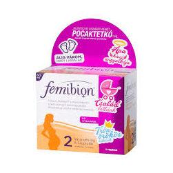 Femibion 2 Várandóság & szoptatás 60+60db + pocaktetkó