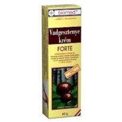 Biomed Vadgesztenye Forte krém 60g