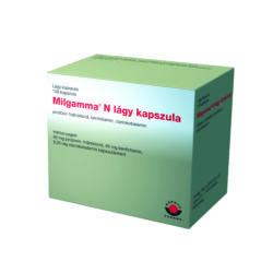 MILGAMMA® N lágy kapszula 100x