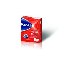 Panadol Rapid Extra 500mg filmtabletta 24x