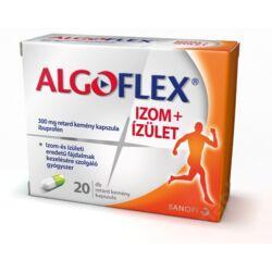 Algoflex izom + ízület retard kemény kapszula 20x