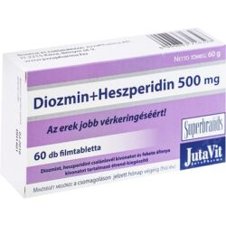 JutaVit Diozmin+Heszperidin 500mg tabletta 60x