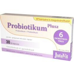Jutavit Probium 6+Inulin kapszula 30x