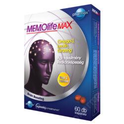 Pharmax Memolife Max kapszula 60x