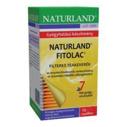 Naturland Fitolac filteres teakeverék 25x